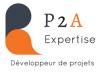 Logo P2A Expertise, Brignais