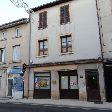 Local commercial à louer à vendre à Brignais