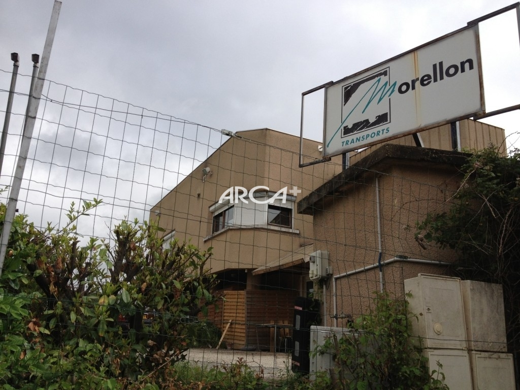 Vente b timent industriel bureau entrep t habitation de 685m brignais l - Entrepot a vendre lyon ...