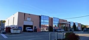Local d'activité et bureau à louer à Brignais