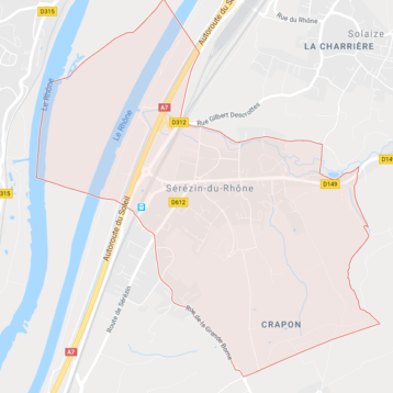 Local et Bureaux à vendre à Sérézin du Rhône