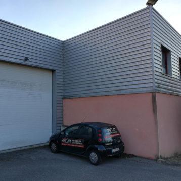 Local d'activité à Brignais avec bon emplacement