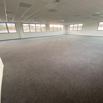 Surface de bureaux 224 m²