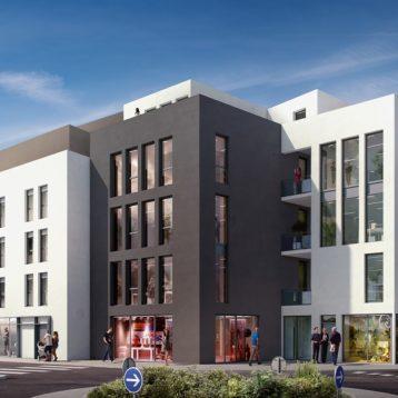 Nouveaux bureaux à vendre à Brignais Centre