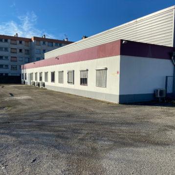 Bâtiment industriel à louer dans la ZA de Feyzin