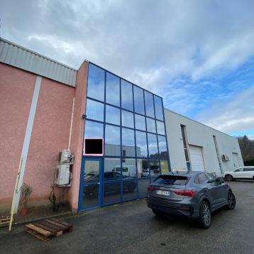 Local d'activités et de bureaux à louer à Brignais, proche du centre de Brignais