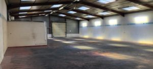 Locaux d'activité de 500 m²