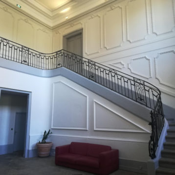 78 m² chateau d'Yvours